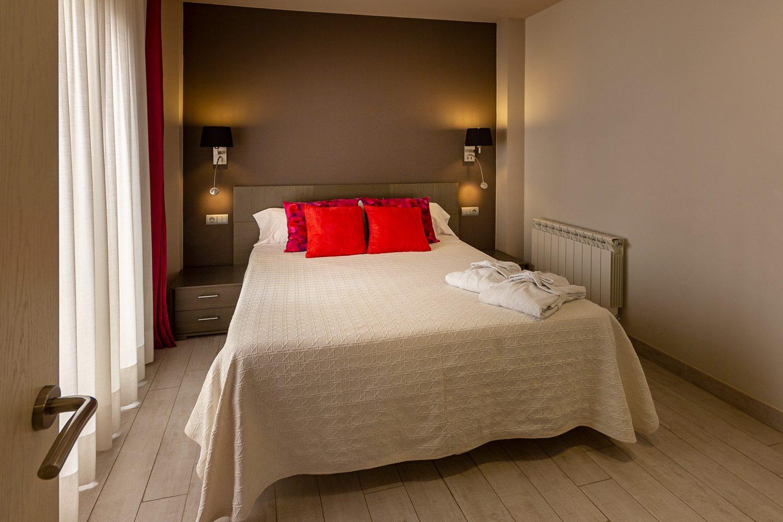 Dormitorio - Apartamento Invierno