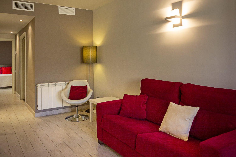 Salón - Apartamento Invierno