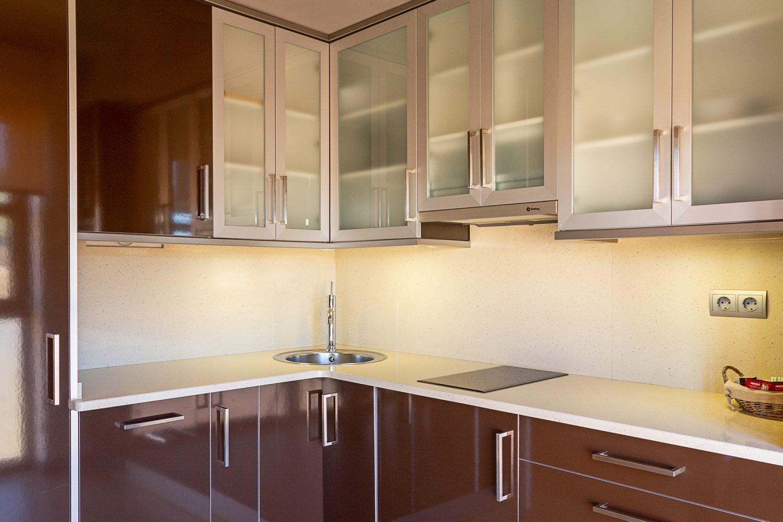 Cocina - Apartamento Verano