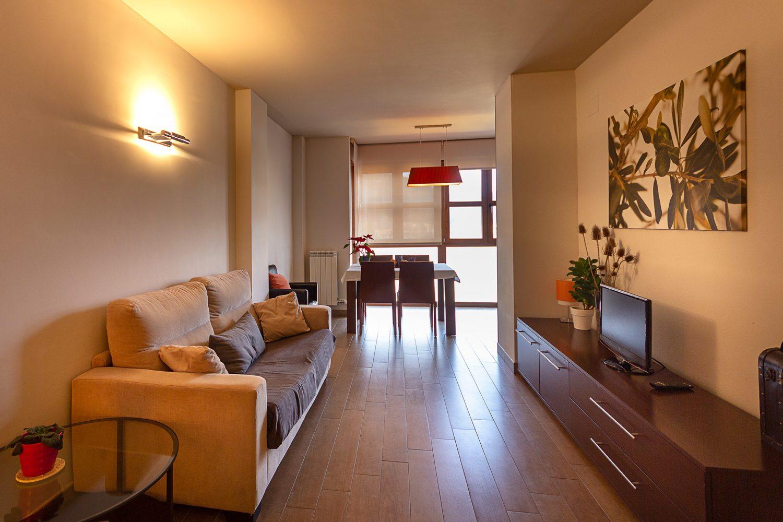 Salón - Apartamento Otoño