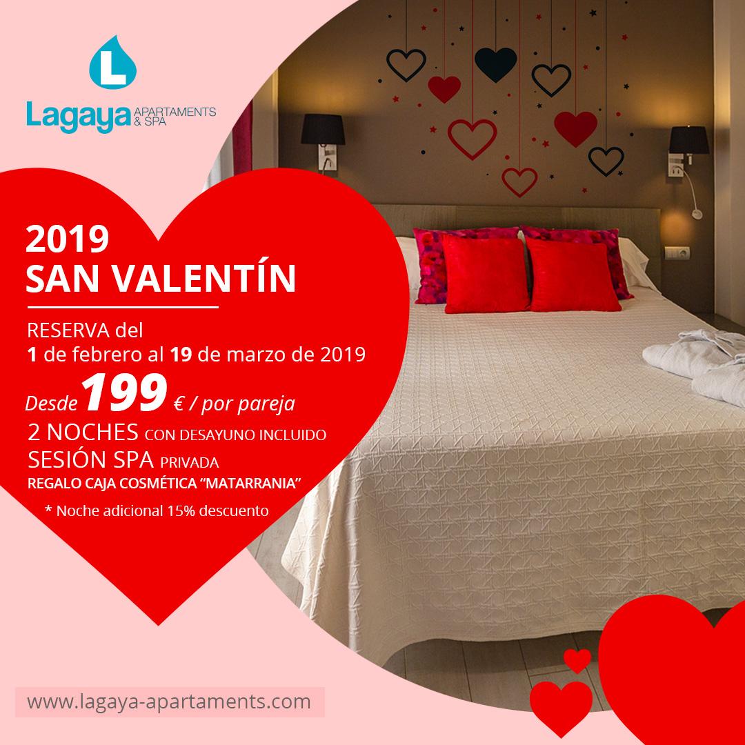 San Valentín - Valderrobres 2019