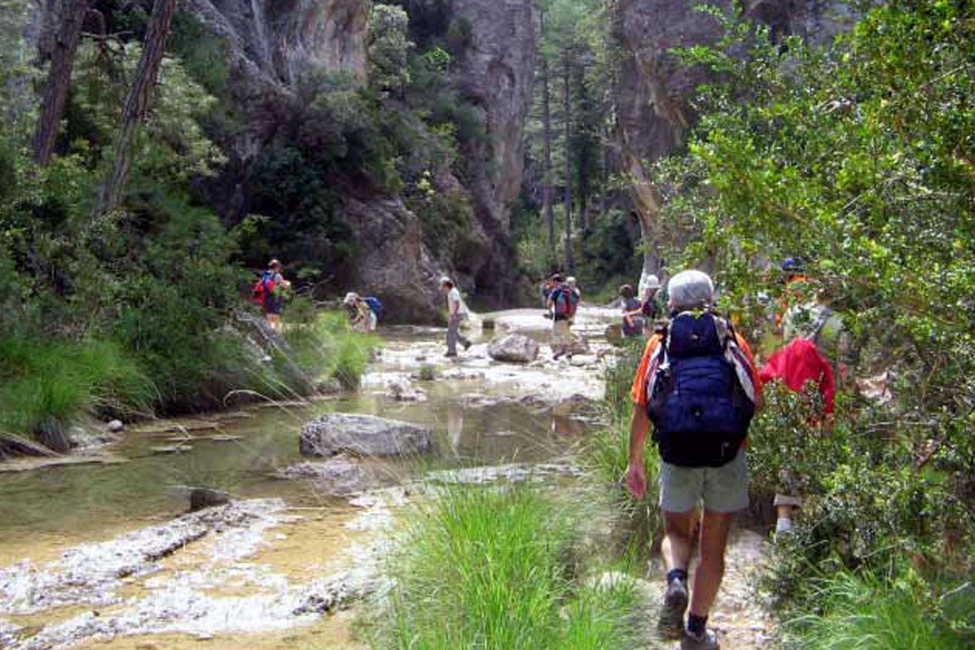 El Parrizal - Beceite - Matarranya