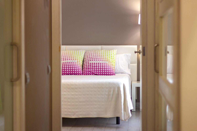 Dormitorio - Apartamento Primavera