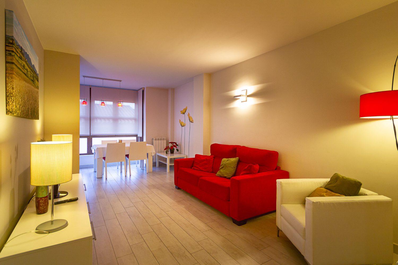 Salón - Apartamento Primavera