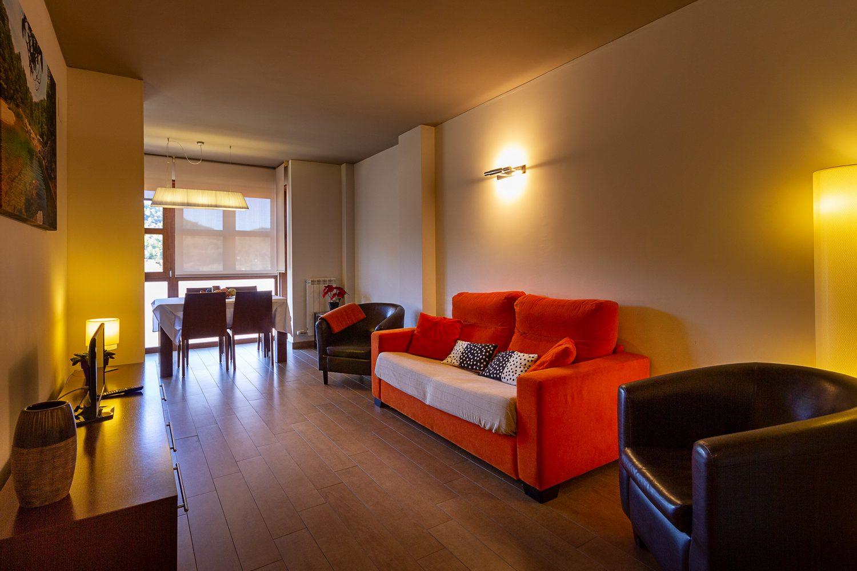Salón - Apartamento Verano