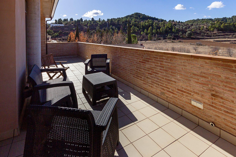 Terraza - Suite Lagaya