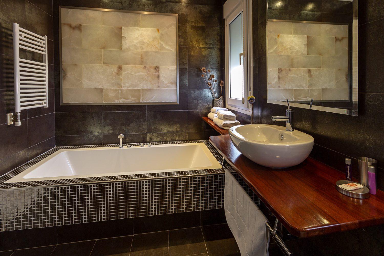 Baño - Suite Lagaya