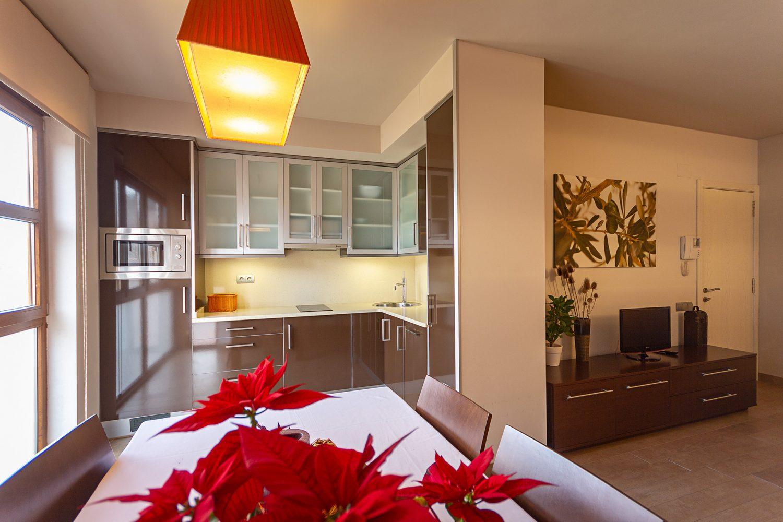 Cocina - Apartamento Otoño