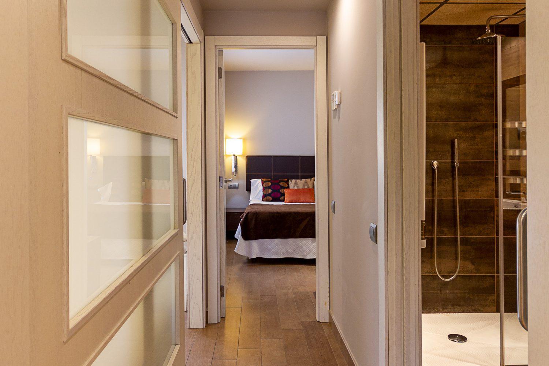 Dormitorio - Apartamento Otoño