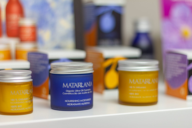 Masajes - Matarrania Spa