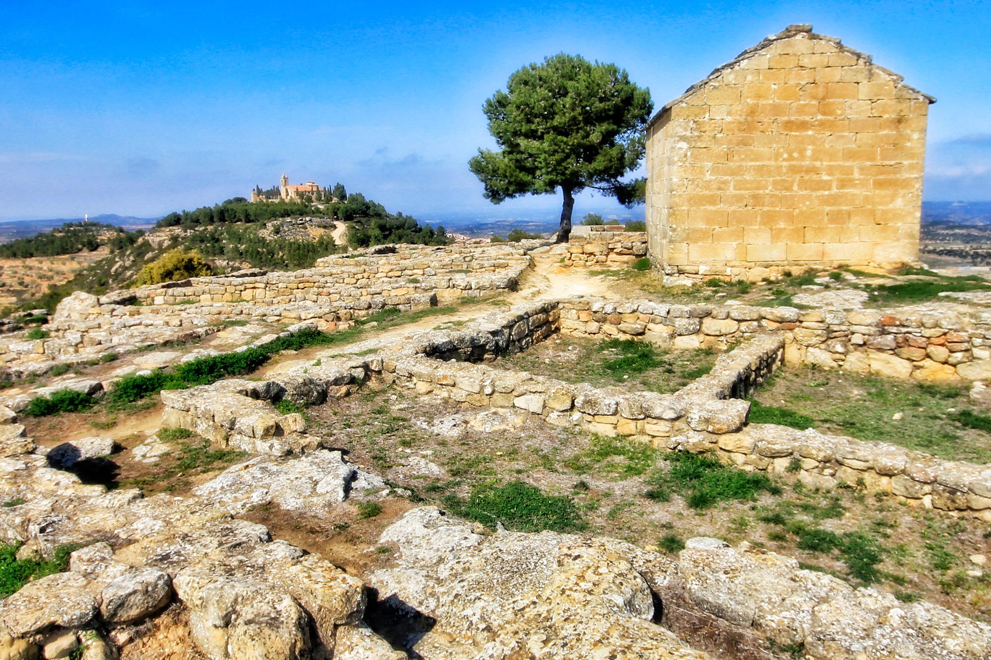 Poblado ibérico de Sant Antonio en Calaceite